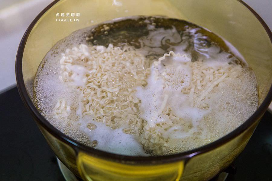 初心亭 私房牛汁 一起拌麵 需要入鍋快煮4分鐘