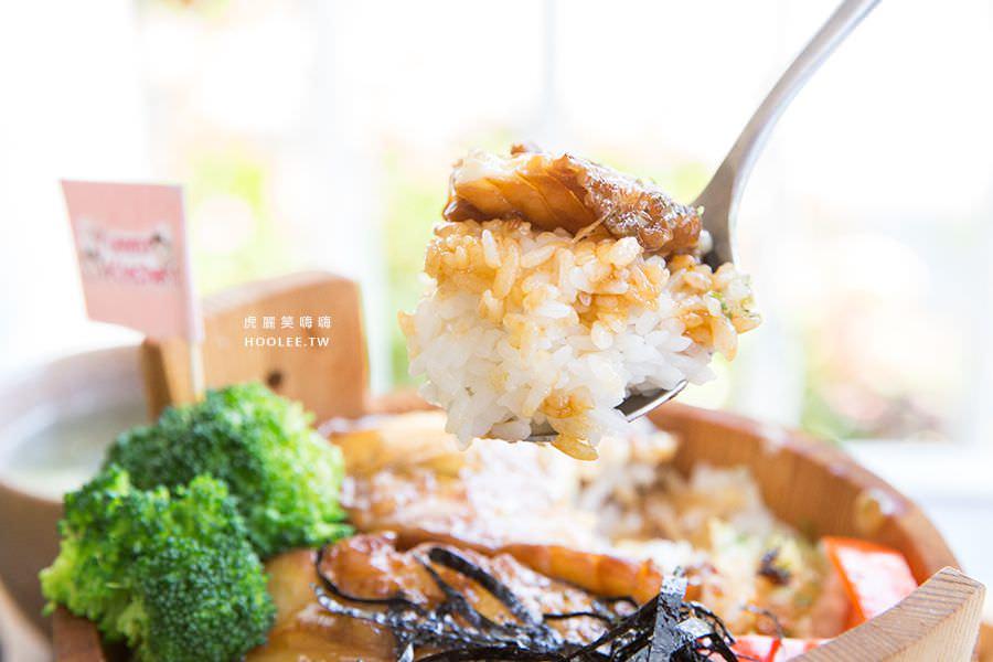雅米廚房 高雄 蒲燒鯛魚定食 NT$200