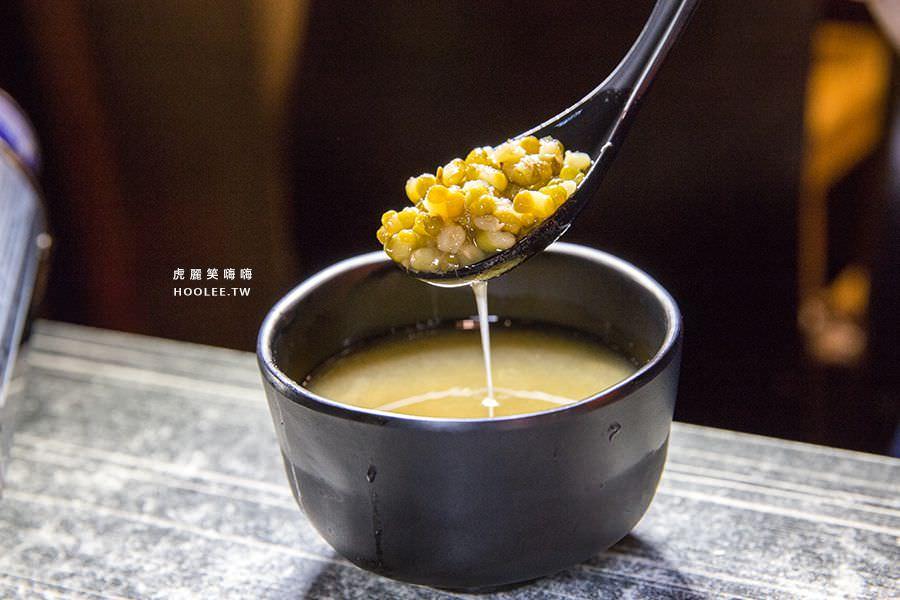 富士達人 日本拉麵 崧綠豆湯