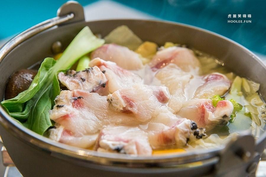 馬林魚涮涮鍋