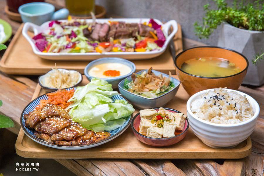 叁食壹 高雄 西子灣 哈瑪星 老屋餐廳 韓式燒烤豬五花 NT$210