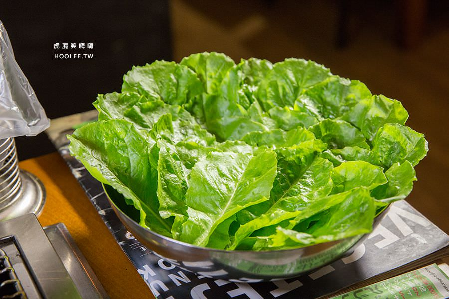 菜豚屋 高雄 日式 韓式 燒肉 有機生菜 吃到飽