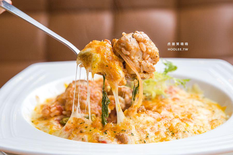 瑪莉桃桃 親子餐廳 嫩煎雞肉佐帕瑪起司 NT$230