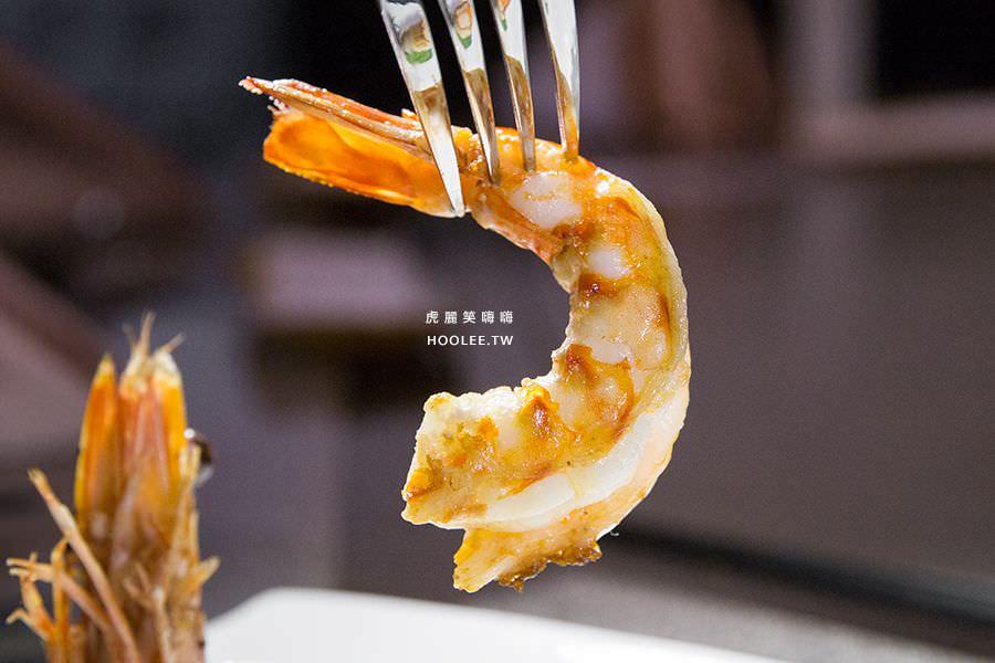 松悅鐵板燒 高雄鐵板燒推薦 鳳尾明蝦
