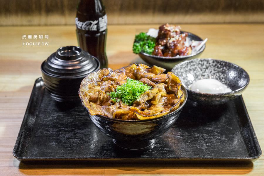 燒丼株式會社 高雄 夢時代 野狼燒豬丼 NT$190