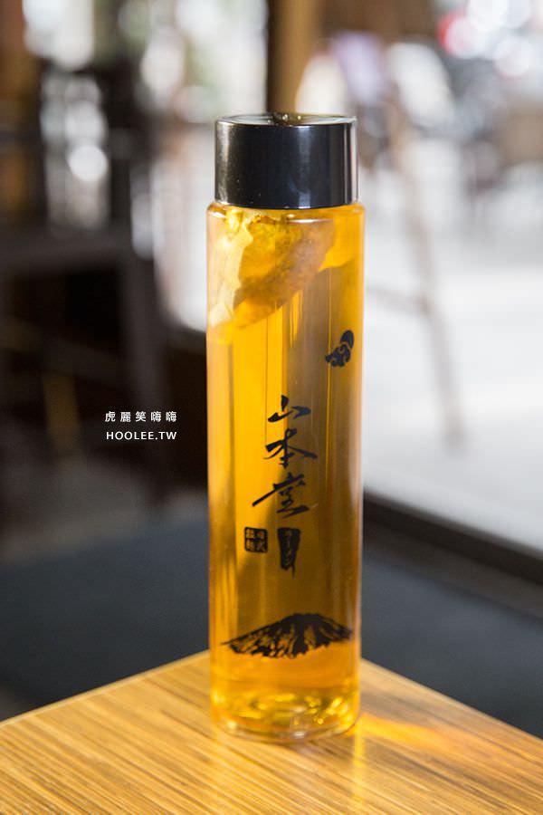 山本堂拉麵 高雄 有機博士綠茶(無糖) NT$70
