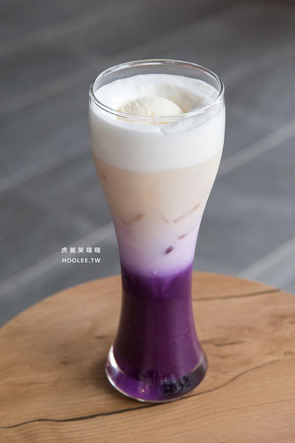 貢茶 高雄 紫薯馥卡朵 NT$80