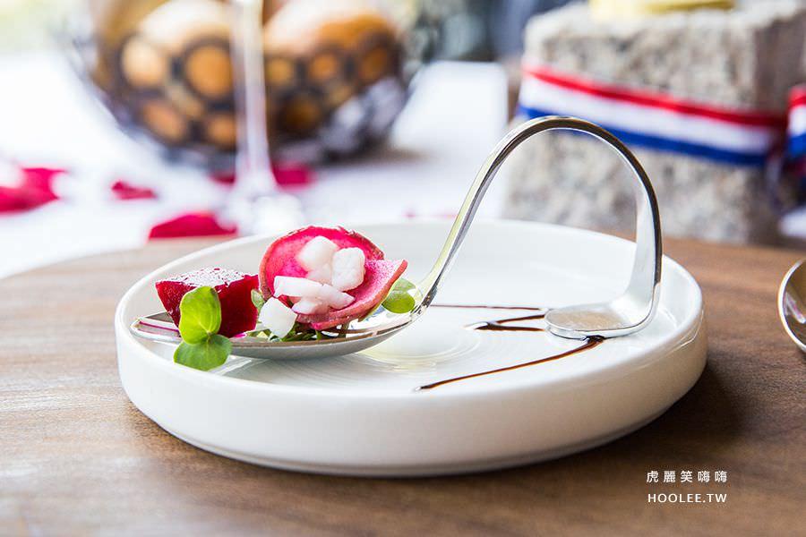 安多尼歐法式餐廳 高雄 約會 慶生 餐廳 開胃小品