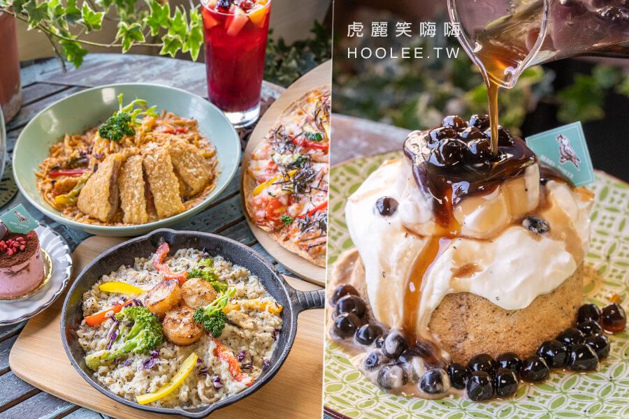 莓塔咖啡館 新堀江店(高雄)新菜單推出!起司豬排義大利麵及松露燉飯,甜點珍珠奶茶熔岩蛋糕