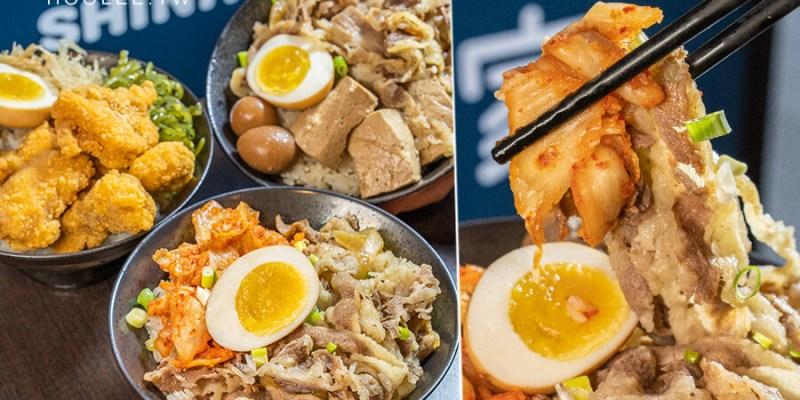 新豐家(高雄)日式丼飯推薦!必吃酸甜辣的泡菜牛肉丼,還有現炸唐揚雞丼及咖哩可樂餅