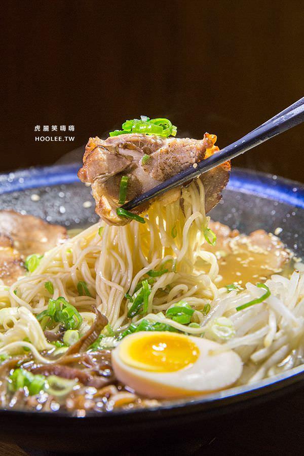山本堂拉麵 台南店 醬油叉燒拉麵 NT$250