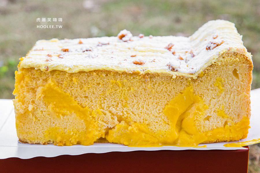 法朗西斯烘焙坊 高雄古早味蛋糕 北海道十勝芒果奶蓋 會員NT$170/盒(原價180)