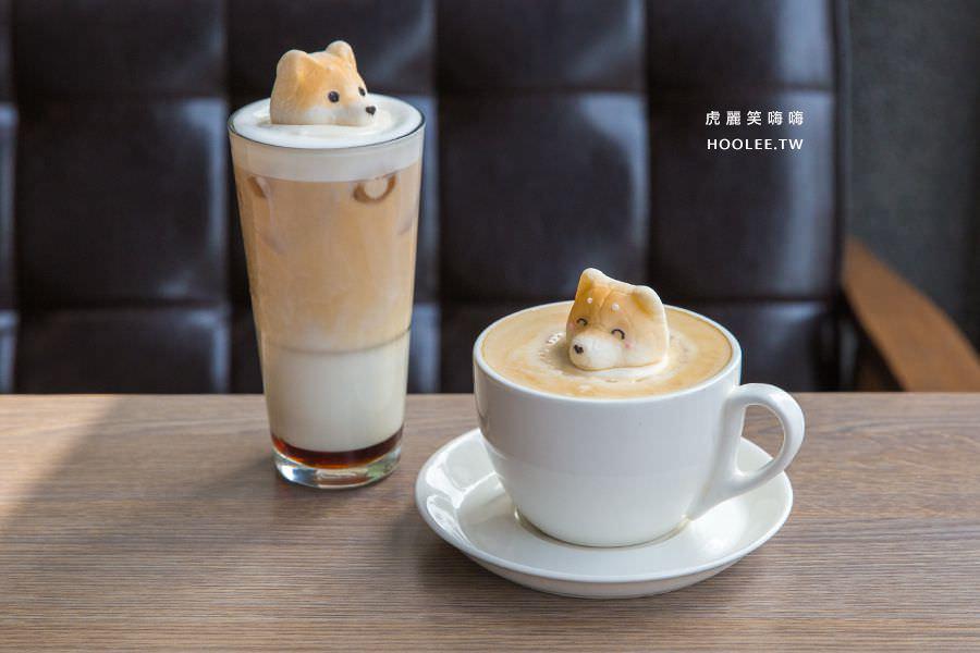 好夥伴咖啡 Good Partner 雙慈店 鳳山 比利時可可歐蕾 NT$80元+柴柴棉花糖 NT$60