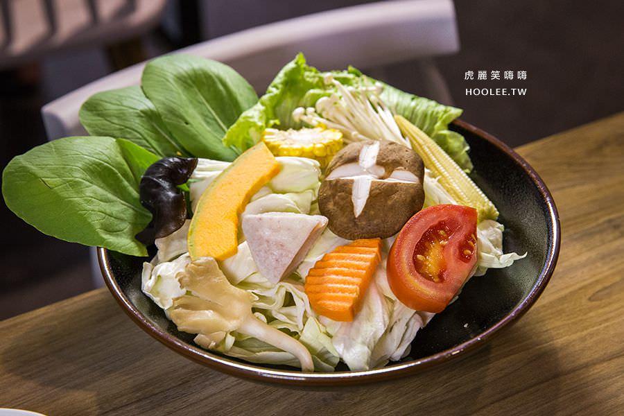 峰火鍋 高雄火鍋推薦 蔬菜拼盤 NT$50