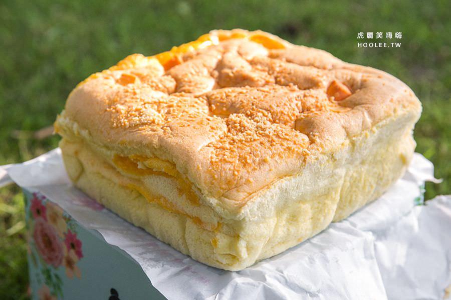 豆逗無油蛋糕舖 高雄古早味蛋糕推薦 起司
