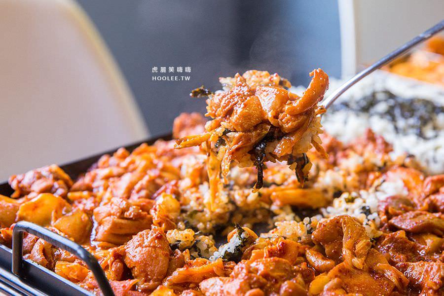 I'm kimchi 我是泡菜 高雄韓式料理 辣炒雞排