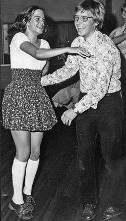 Debbie and Glenn