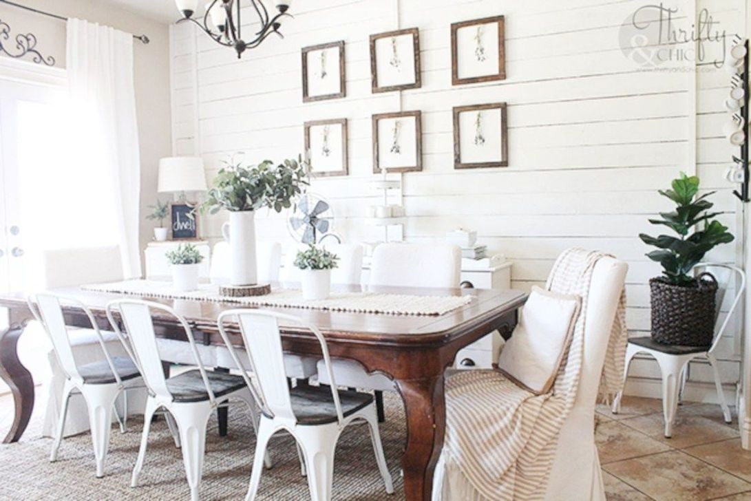 Amazing Summer Dining Room Decor Ideas 12