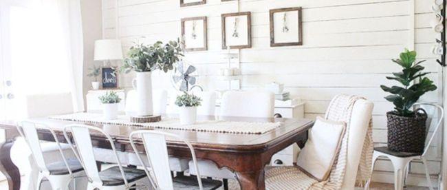 Amazing Summer Dining Room Decor Ideas 12