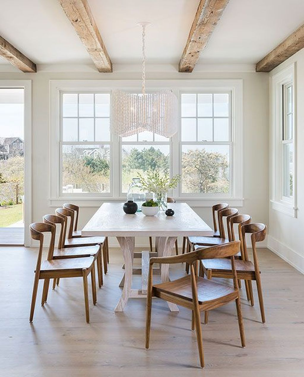 Amazing Summer Dining Room Decor Ideas 19