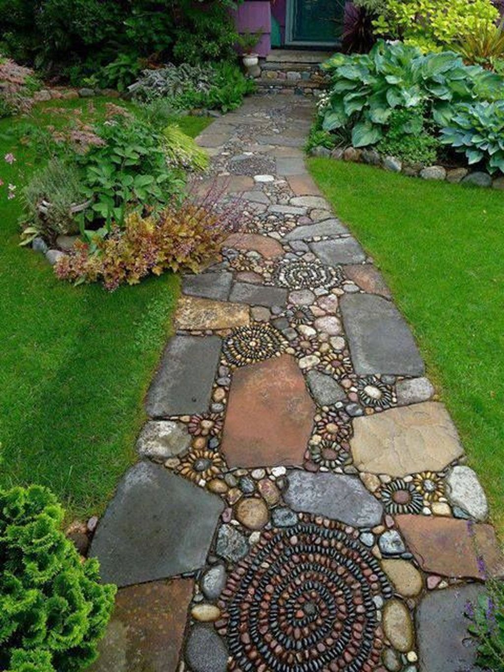 Beautiful Modern Rock Garden Ideas For Backyard Landscaping 28