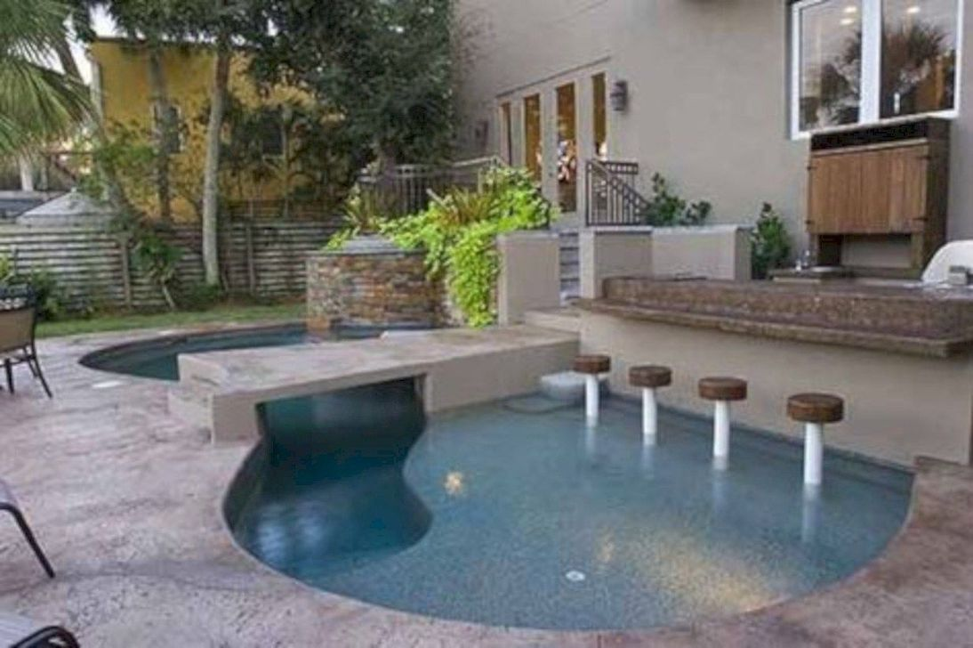 Lovely Small Swimming Pool Design Ideas On A Budget 06