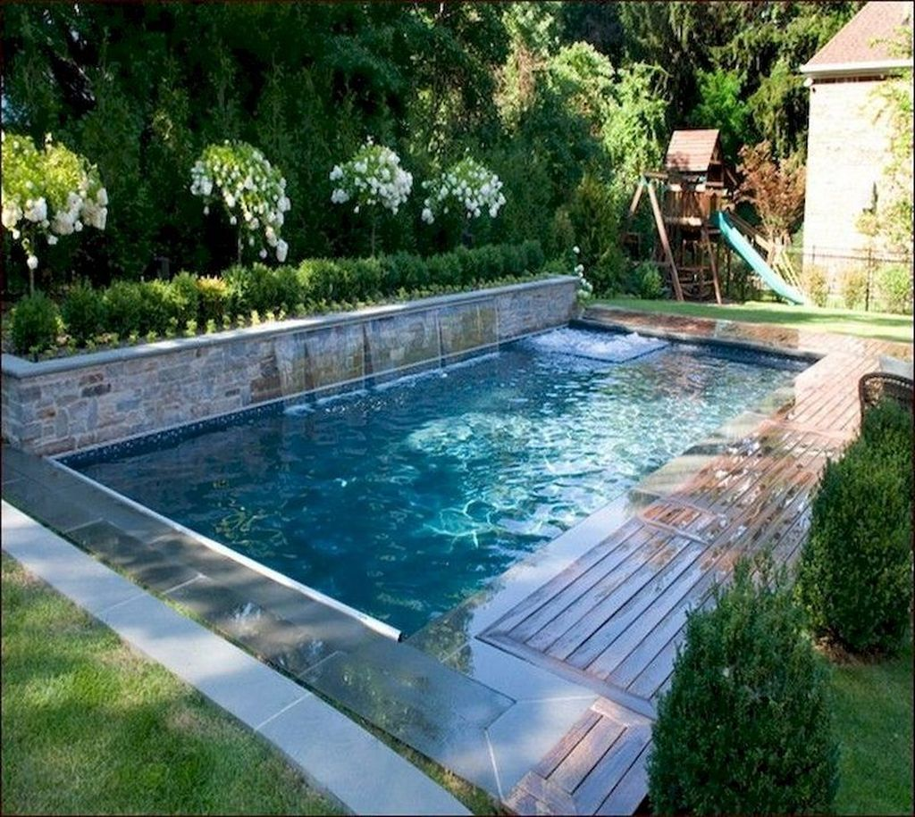 Lovely Small Swimming Pool Design Ideas On A Budget 10