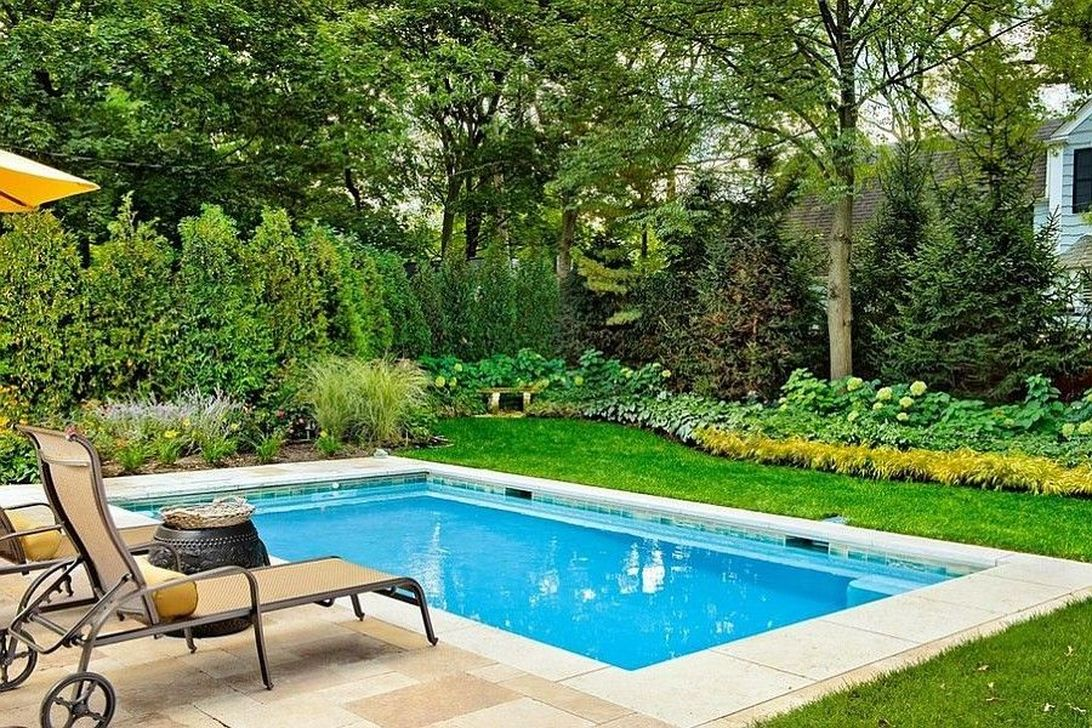 Lovely Small Swimming Pool Design Ideas On A Budget 20