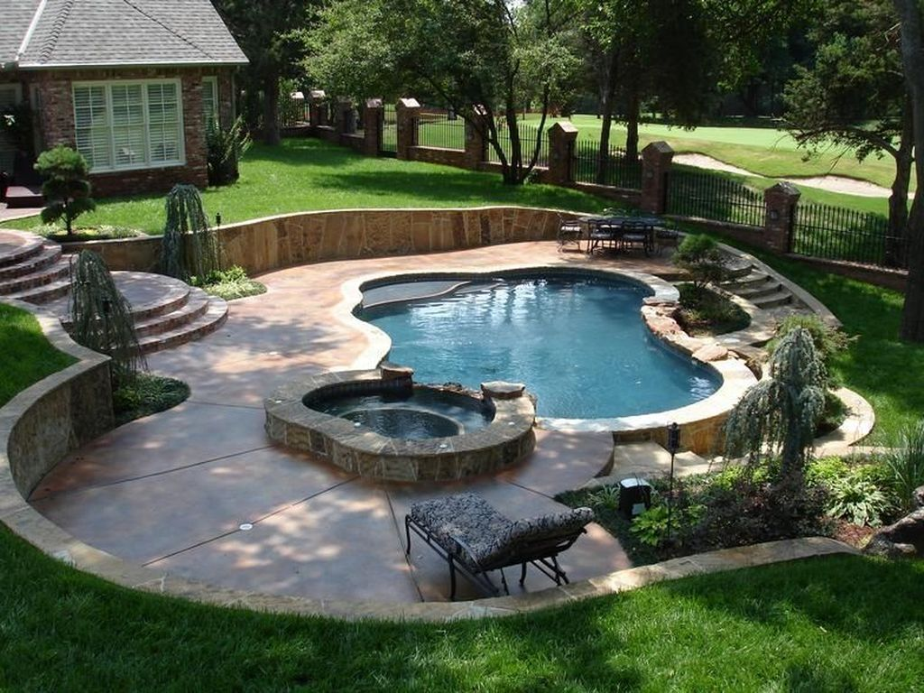 Lovely Small Swimming Pool Design Ideas On A Budget 23