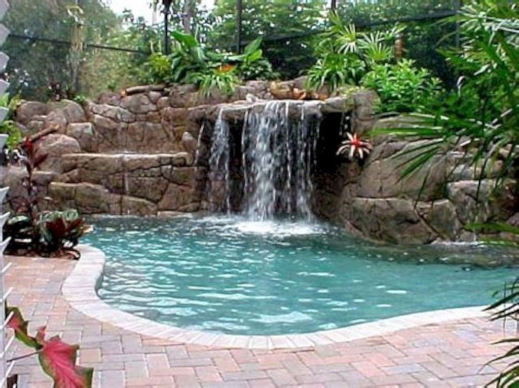 Lovely Small Swimming Pool Design Ideas On A Budget 25