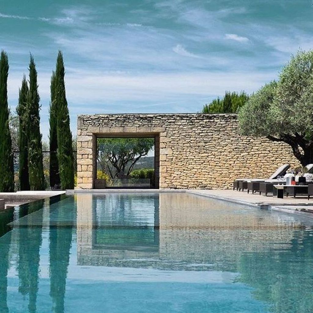 The Best Mediterranean Swimming Pools Out Of Your Dream 20