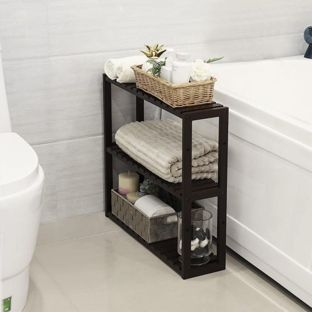 Amazing Bathroom Storage Design Ideas For Small Space 11