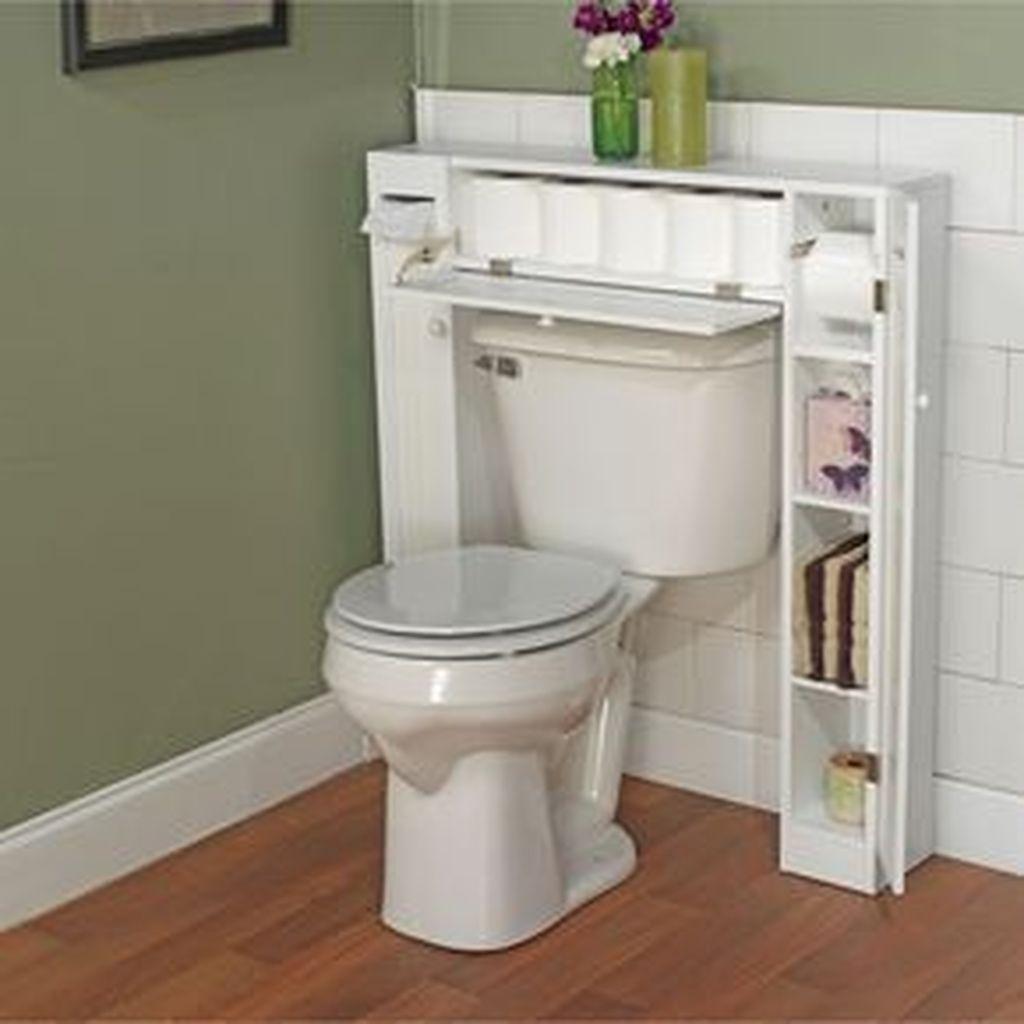Amazing Bathroom Storage Design Ideas For Small Space 30