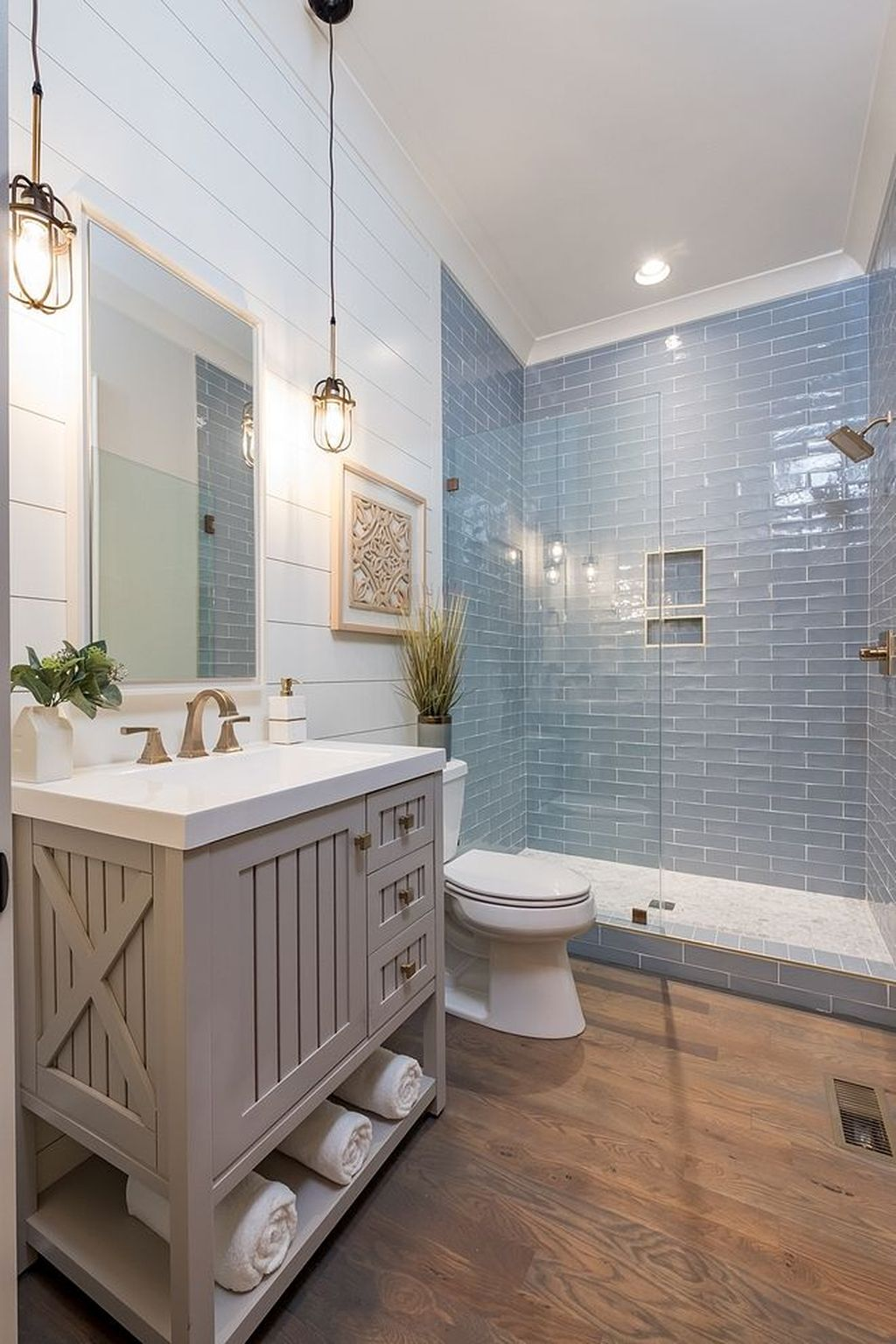 Amazing Beach Bathroom Decoration Ideas 11