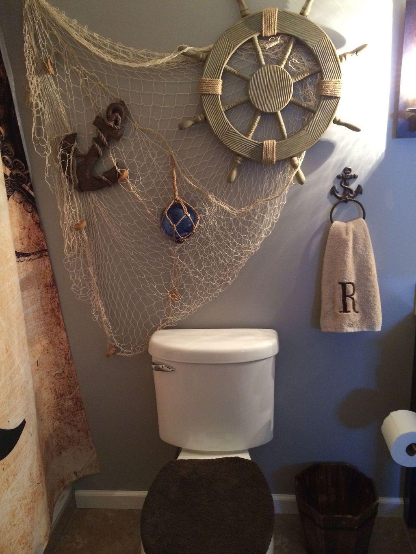 Amazing Beach Bathroom Decoration Ideas 15