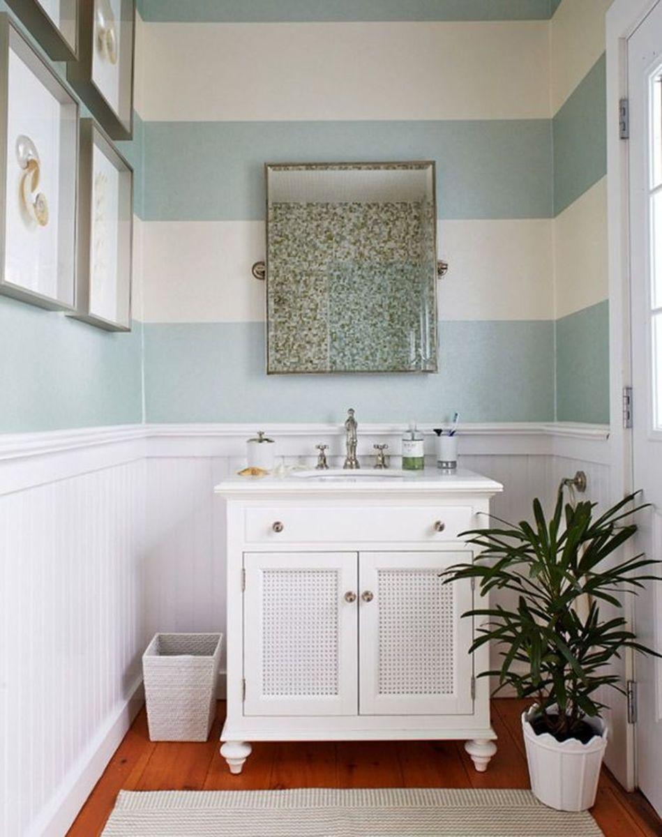 Amazing Beach Bathroom Decoration Ideas 19
