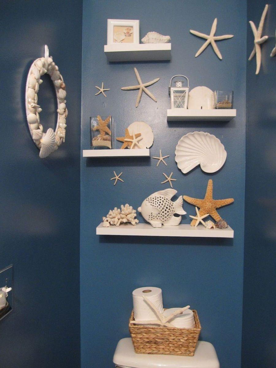 Amazing Beach Bathroom Decoration Ideas 29