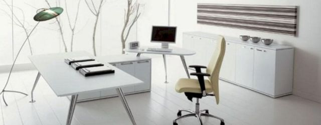 Amazing Contemporary Home Office Design Ideas 02