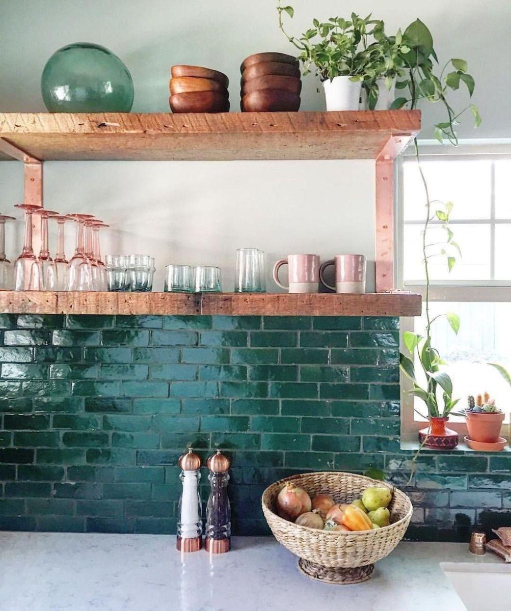 Awesome Creative Kitchen Backsplash Ideas 13