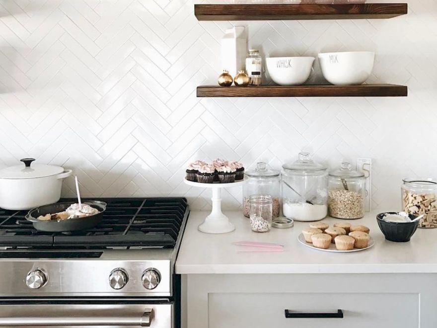 Awesome Creative Kitchen Backsplash Ideas 23