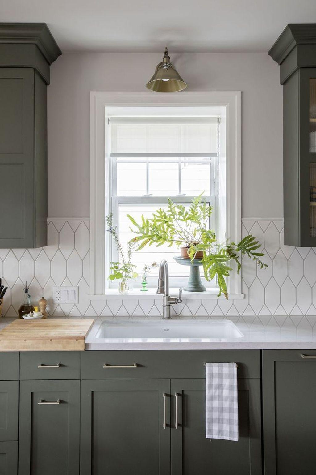 Awesome Creative Kitchen Backsplash Ideas 27