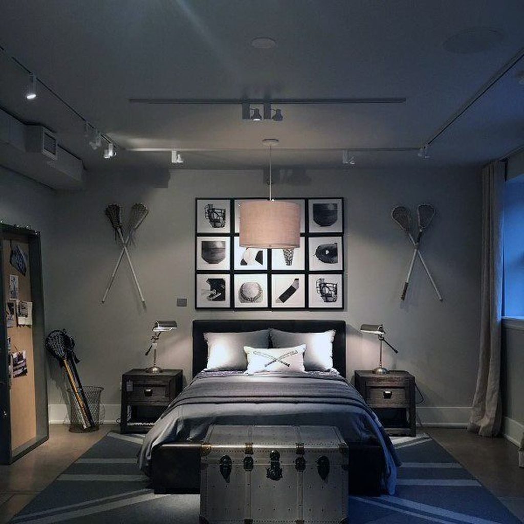 Cozy Boys Bedroom Decorating Ideas 06
