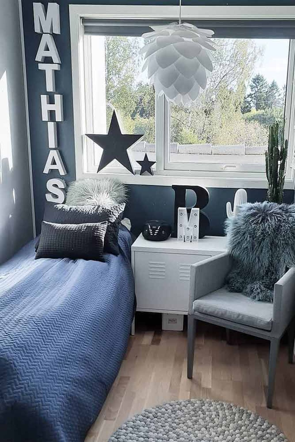 Cozy Boys Bedroom Decorating Ideas 30