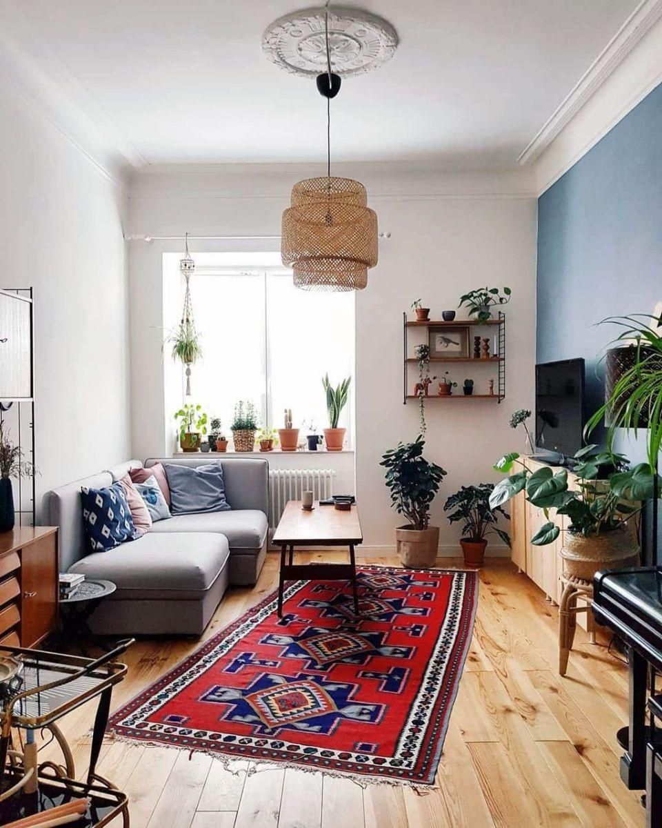 Fabulous Bohemian Living Room Decorating Ideas 33