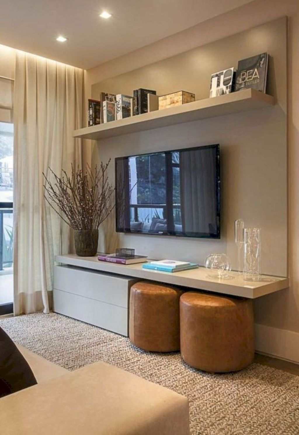 Perfect Small Apartment Decorating Ideas 08
