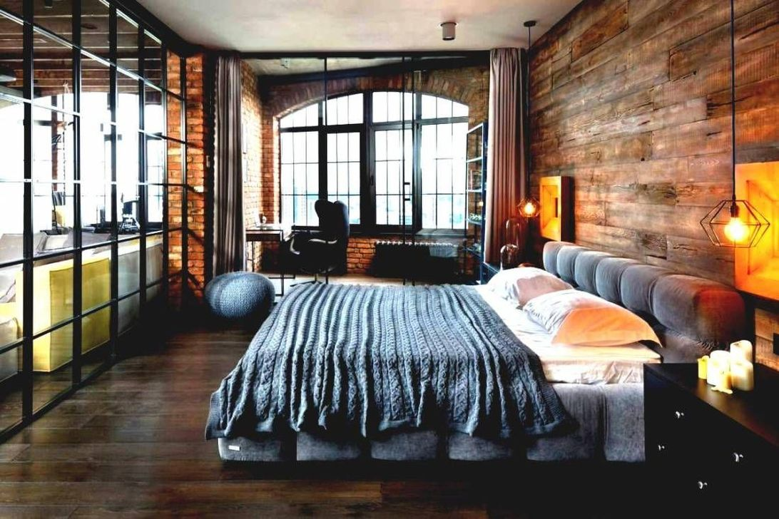 Popular Modern Man Bedroom With Elegant Look 14
