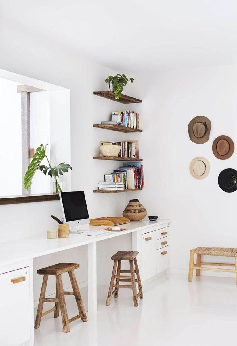 Stunning Modern Home Office Design Ideas 02