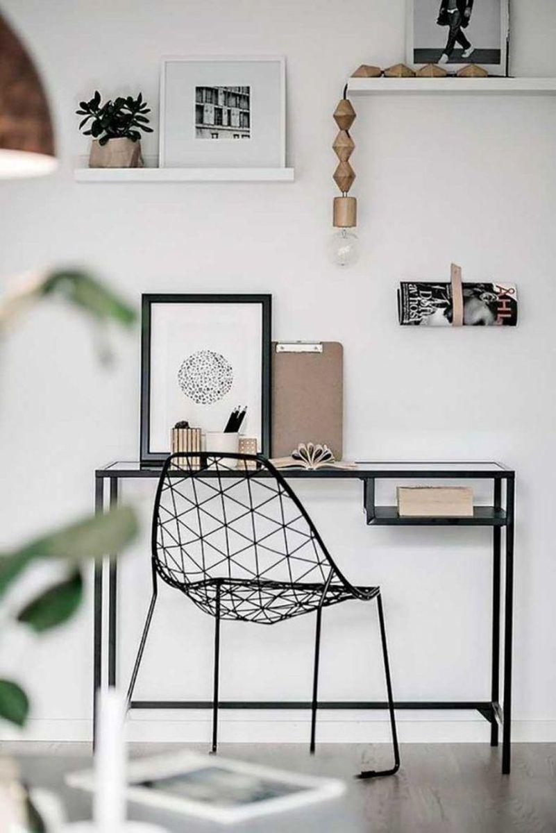 Stunning Modern Home Office Design Ideas 19
