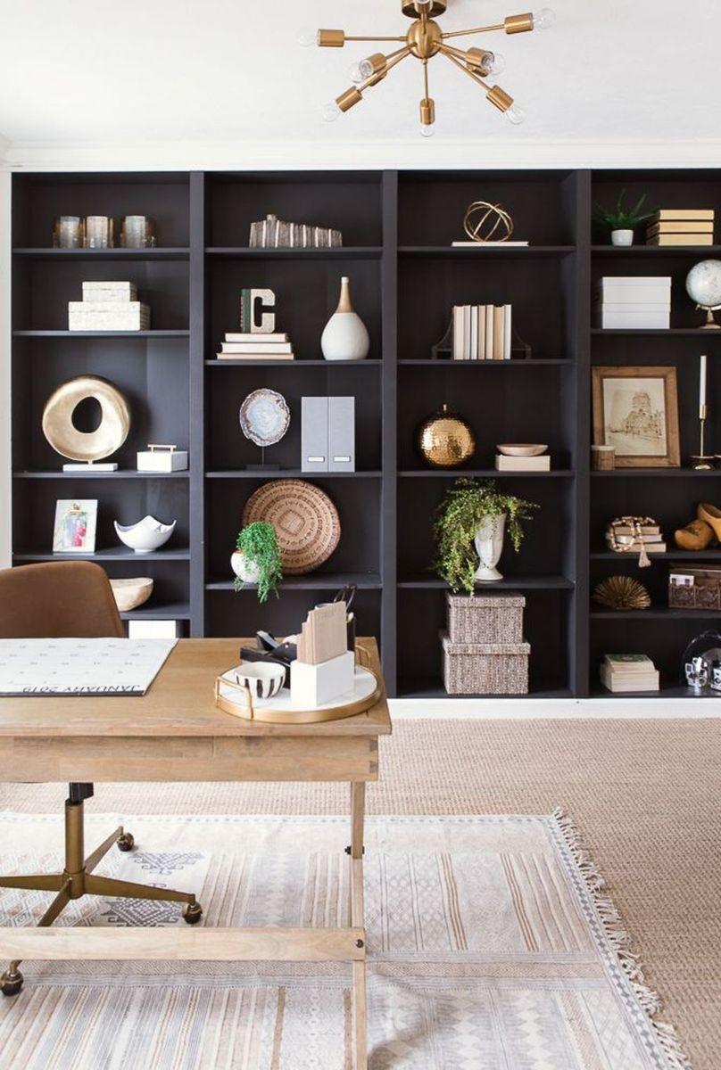 Stunning Modern Home Office Design Ideas 26