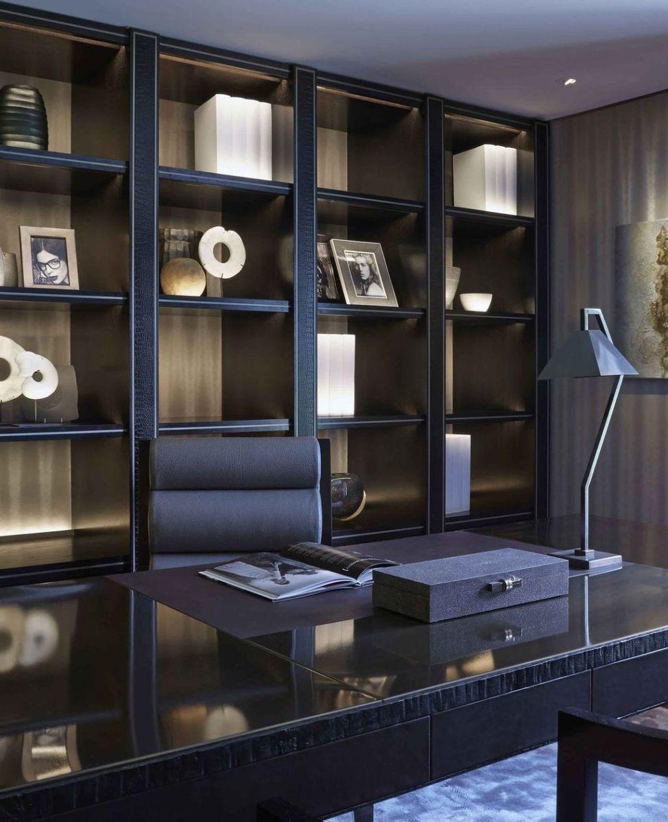 Stunning Modern Home Office Design Ideas 29